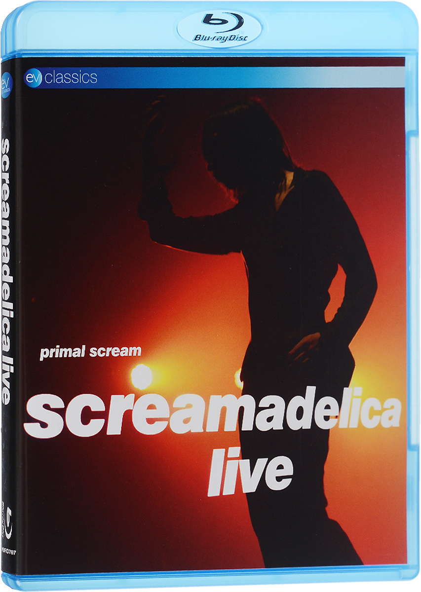 Primal Scream. Screamadelica Live (Blu-ray) jd mcpherson jd mcpherson let the good times roll