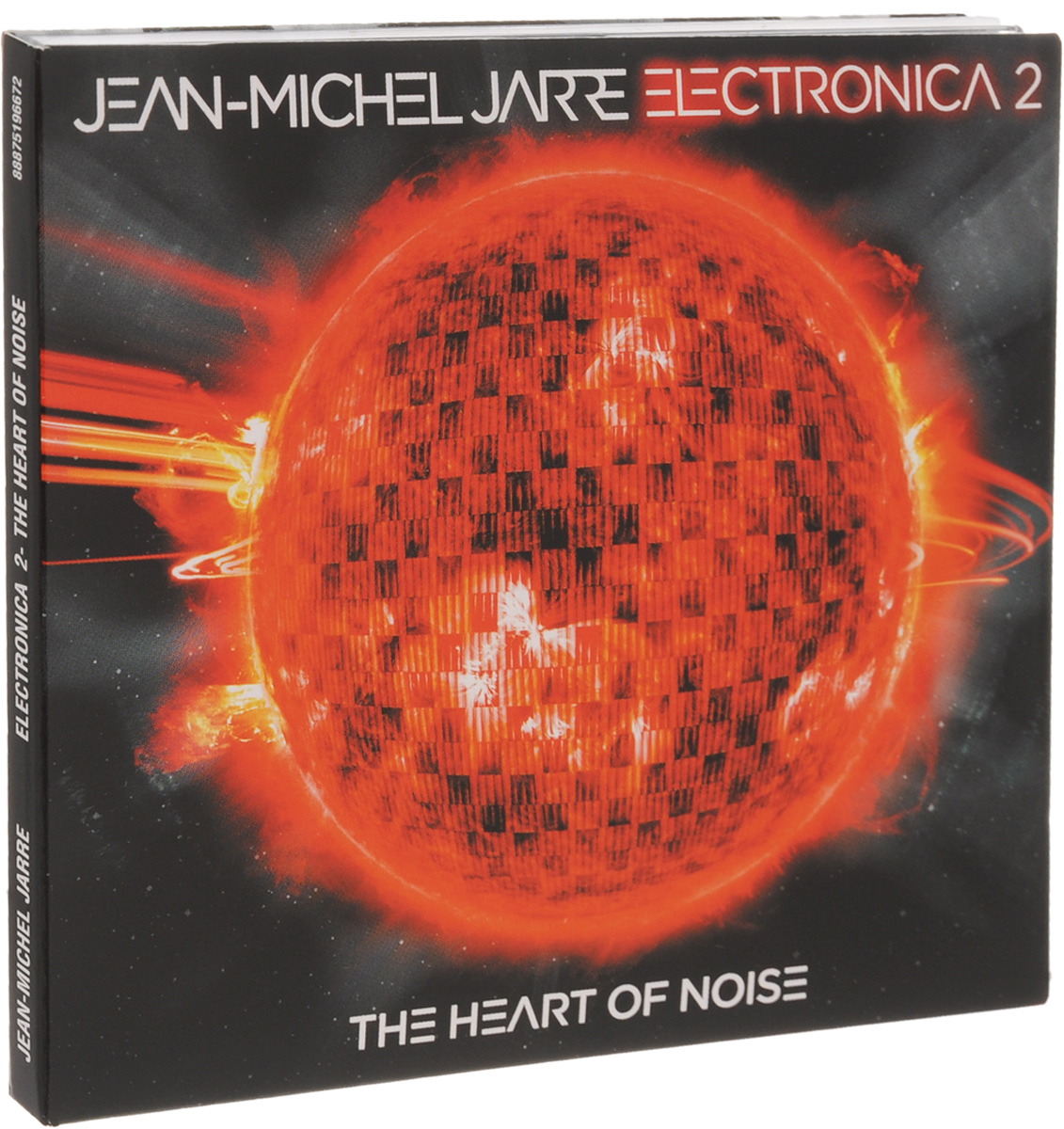 Жан-Мишель Жарр Jean-Michel Jarre. Electronica 2 - The Heart Of Noise виниловая пластинка jean michel jarre electronica 2 the heart of noise