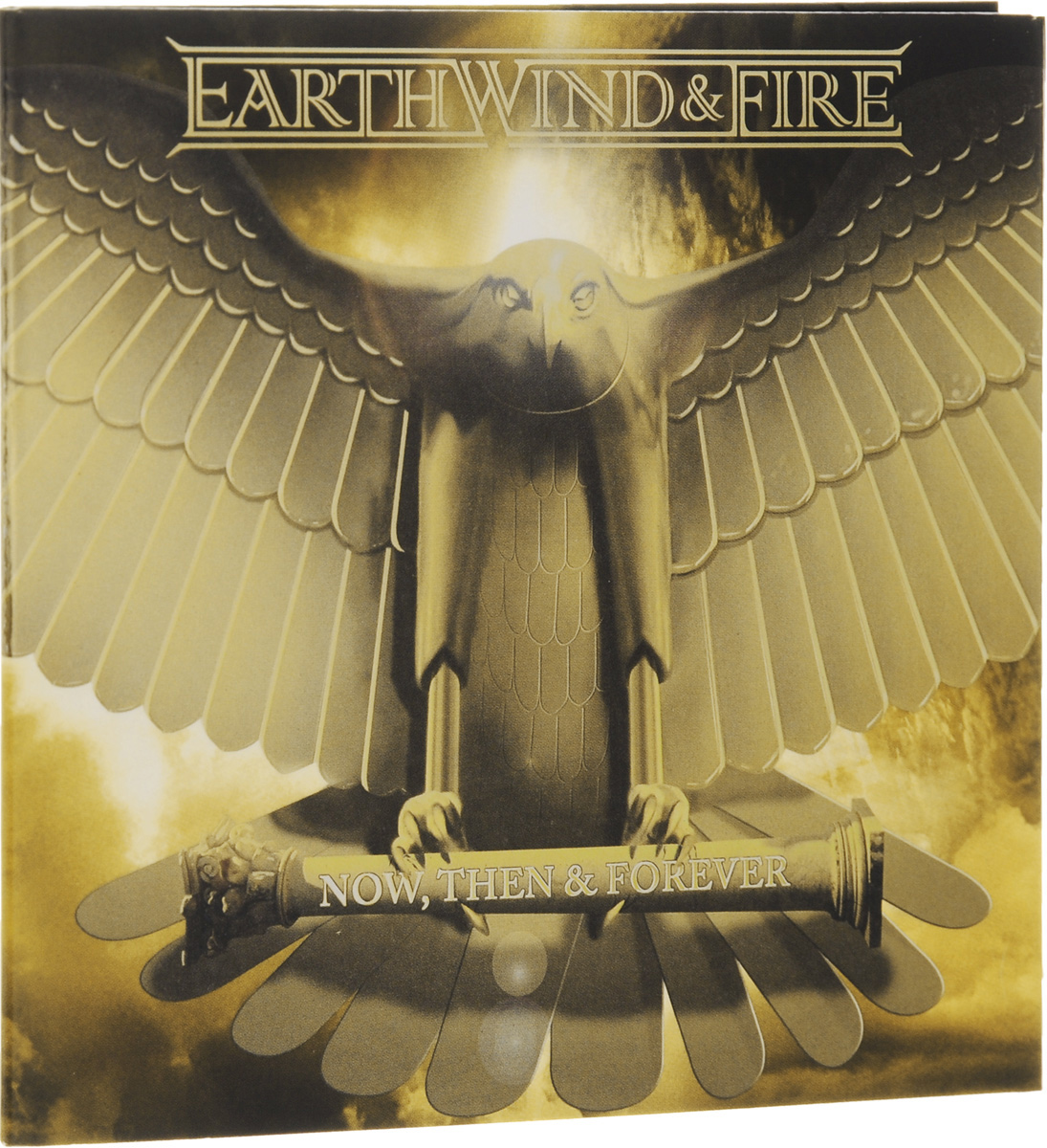 Earth, Wind And Fire Earth, Wind & Fire. Now, Then & Forever earth wind