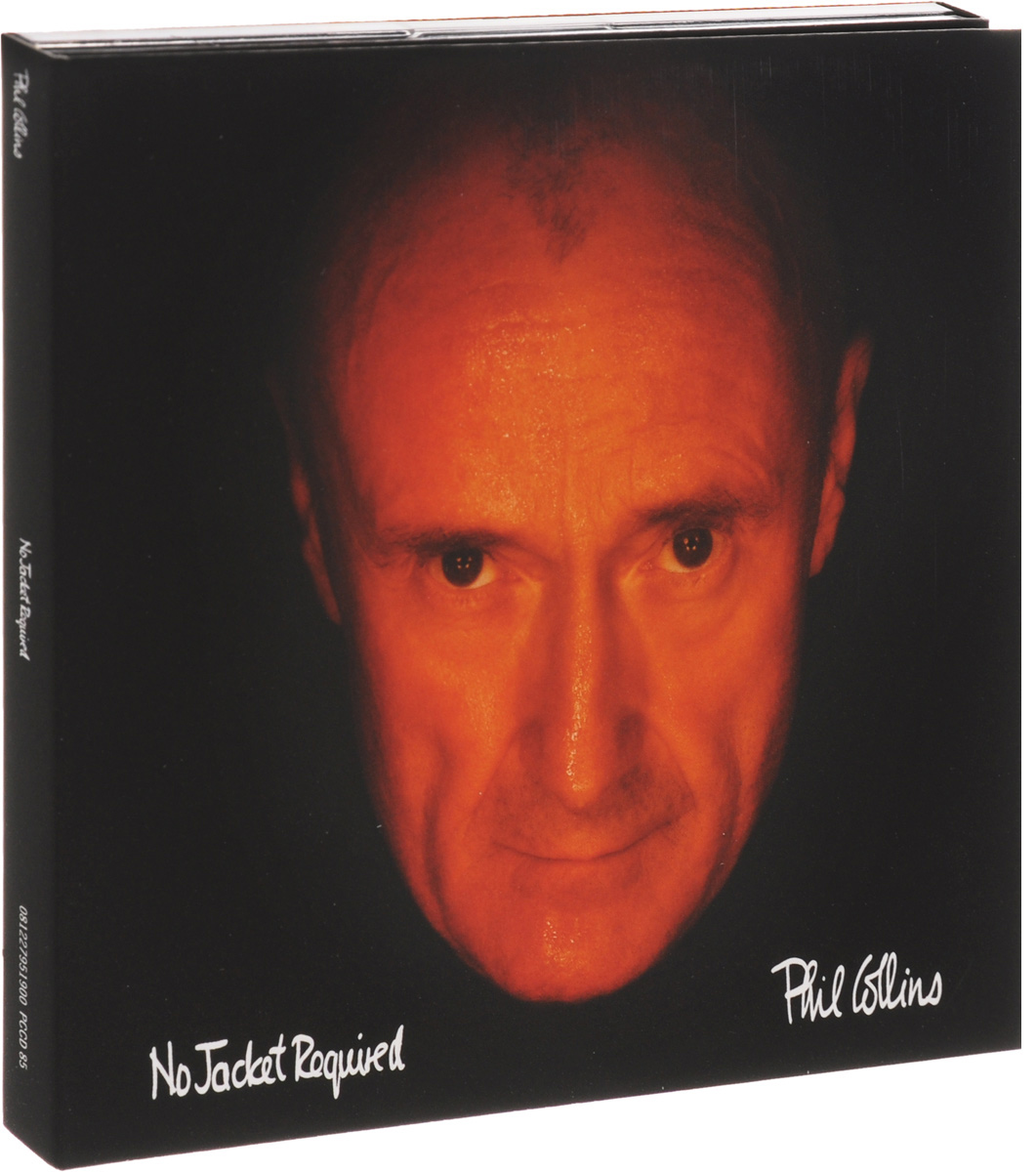 Фил Коллинз Phil Collins. No Jacket Required. Deluxe Edition (2 CD) phil collins the singles 2 cd