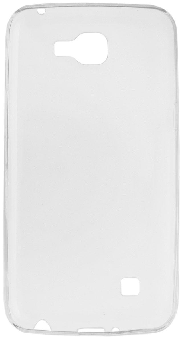 Red Line iBox Crystal чехол для LG K4, ClearУТ000008397Практичный и тонкий силиконовый чехол Red Line iBox Crystal для LG K4 защищает телефон отцарапин, ударов и других повреждений. Чехол изготовлен из высококачественного материала, плотно облегаетсмартфон и имеет все необходимые технологические отверстия, соответствующие модели телефона.Силиконовый чехол iBox Crystal долгое время сохраняет свою первоначальную форму и не растягивается насмартфоне.