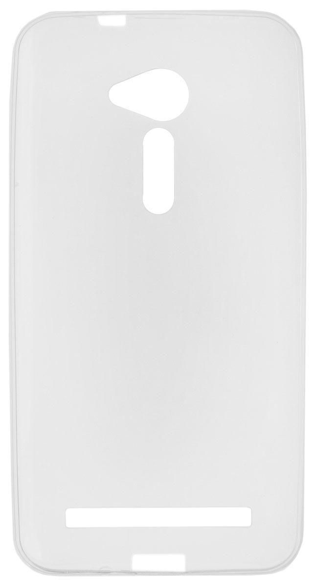 Red Line iBox Crystal чехол для Asus Zenfone 2 (ZE500CL), ClearУТ000007300Практичный и тонкий силиконовый чехол Red Line iBox Crystal для Asus Zenfone 2 (ZE500CL) защищает телефон от царапин, ударов и других повреждений. Чехол изготовлен из высококачественного материала, плотно облегает смартфон и имеет все необходимые технологические отверстия, соответствующие модели телефона.Силиконовый чехол iBox Crystal долгое время сохраняет свою первоначальную форму и не растягивается на смартфоне.