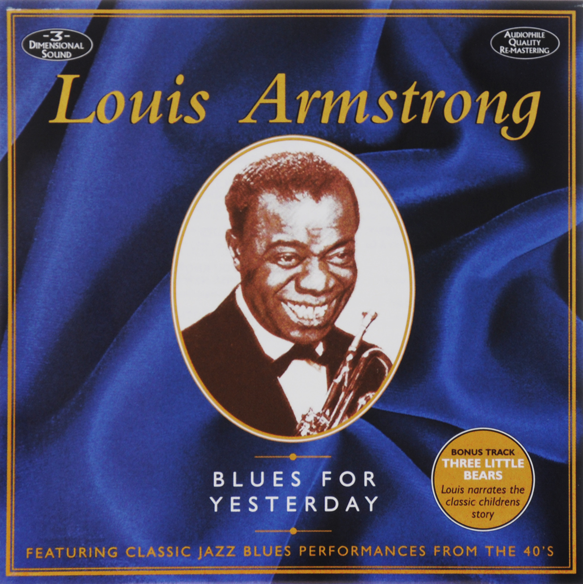 Луи Армстронг Avid Master Series. Louis Armstrong. Blues For Yesterday hc1 series hc115 handwheel for tosoku fanuc