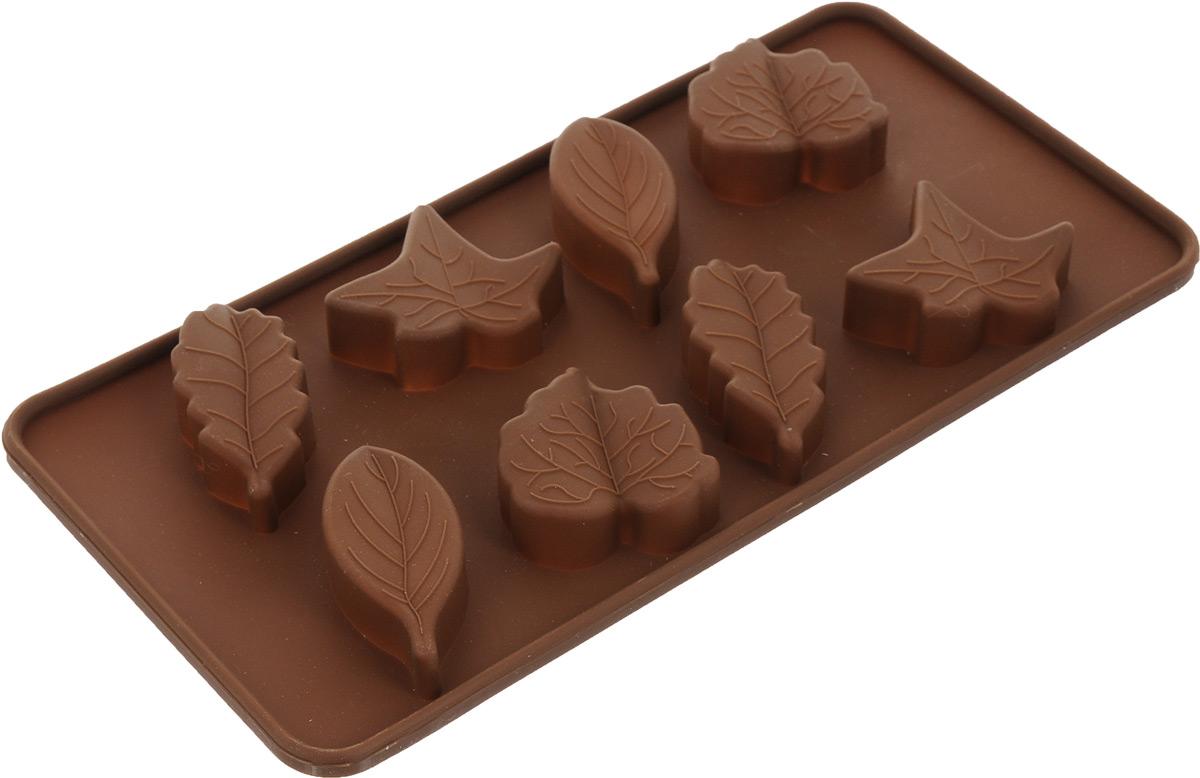 Форма для льда и шоколада Mayer & Boch Unico, 8 ячеек. 20195 силиконовая форма для изготовления шоколада mayer