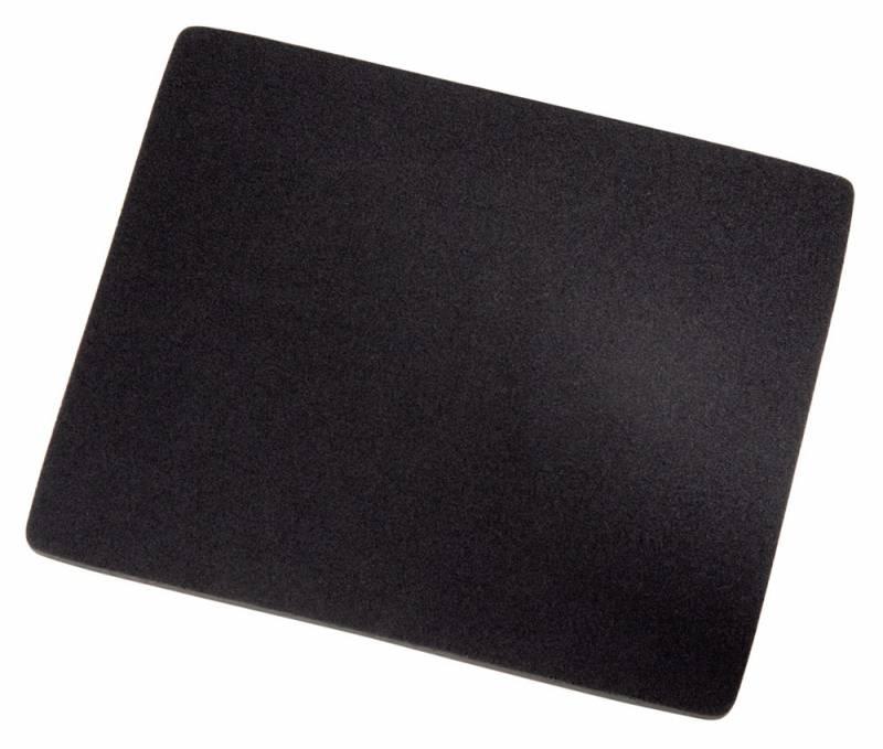 Коврик для мыши Hama H-54766, Black54766 Тонкий коврик для мыши со специальным покрытием, обеспечивающим превосходный контроль. Очень тонкий, гарантирует плавное и точное движение курсора. Противоскользящая основа обеспечит неподвижность коврика.