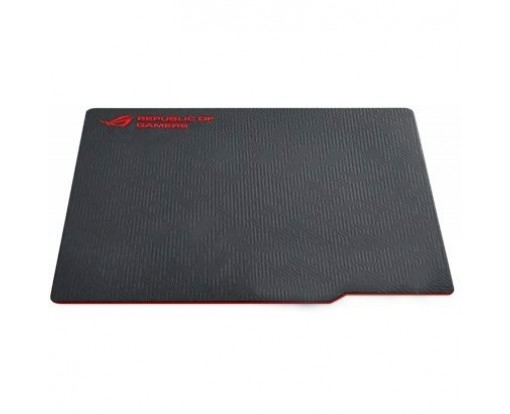 Коврик для мыши ASUS ROG Whetstone, Black Red коврик для мыши asus rog whetstone black red 90mp00c1 b0ua00