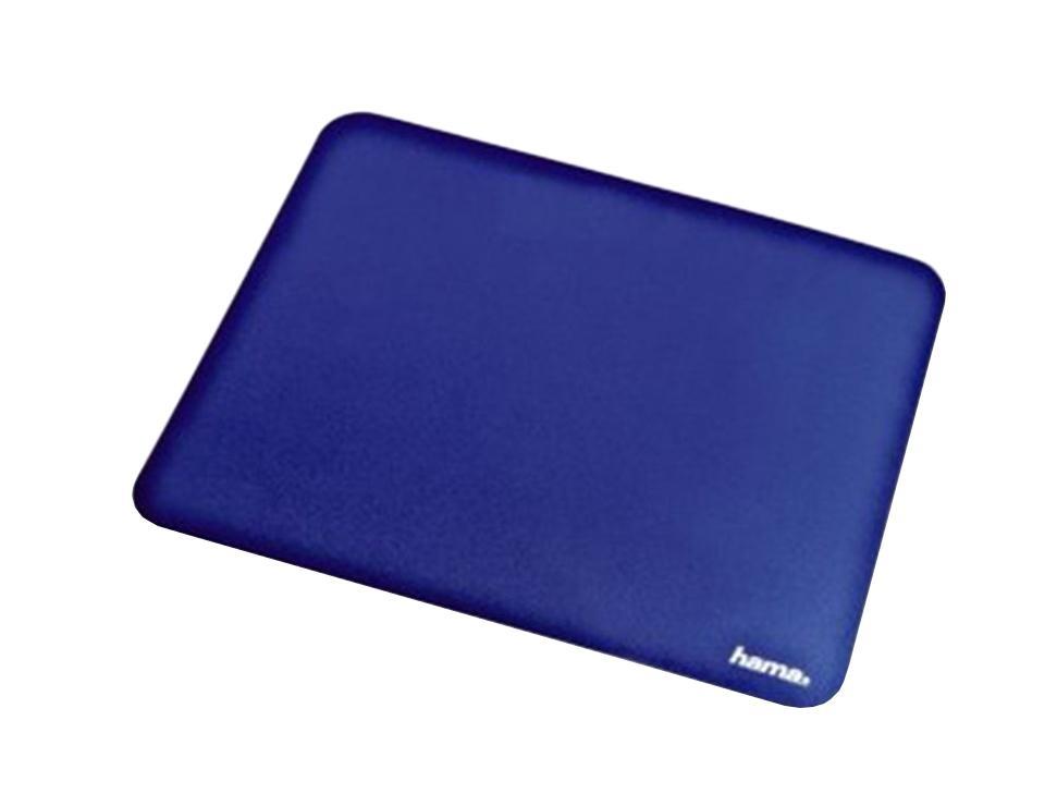 Коврик для мыши Hama H-54751, Blue54751 Тонкий коврик для мыши со специальным покрытием, обеспечивающим превосходный контроль. Очень тонкий, гарантирует плавное и точное движение курсора. Противоскользящая основа обеспечит неподвижность коврика.