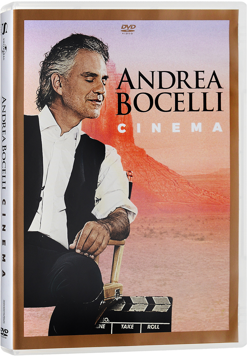 Andrea Bocelli: Cinema the thirteen problems