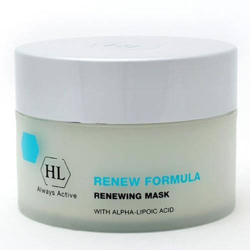 Holy Land Сокращающая маска Renew Formula Renewing Mask 50 мл118087Сокращающая маска стягивает поры, успокаивает, способствует выравниванию цвета и текстуры.