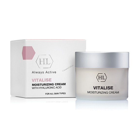 Holy Land Увлажняющий крем Vitalise Moisturizing Cream 50 мл holy land whitening cream купить