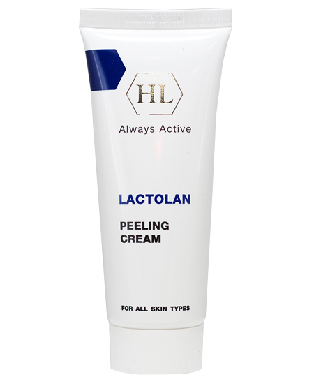 Holy Land Пилинг-крем Lactolan Peeling Cream 70 мл promoitalia гликолевый пилинг pro plus 70% 50 мл гликолевый пилинг pro plus 70% 50 мл 50 мл 70%