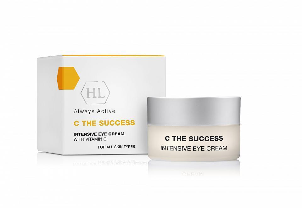 Holy Land Крем для век C The Success Eye Cream 15 мл снятие макияжа holy land eye