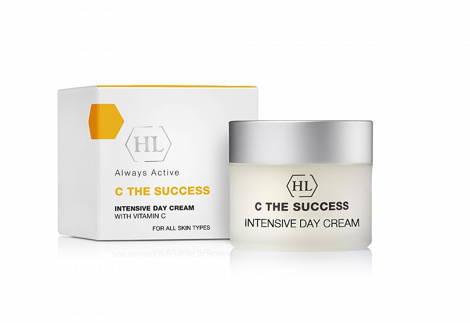 Holy Land Интенсивный дневной крем для лица C The Success Intensive Day Cream 50 мл day of the holy trinity