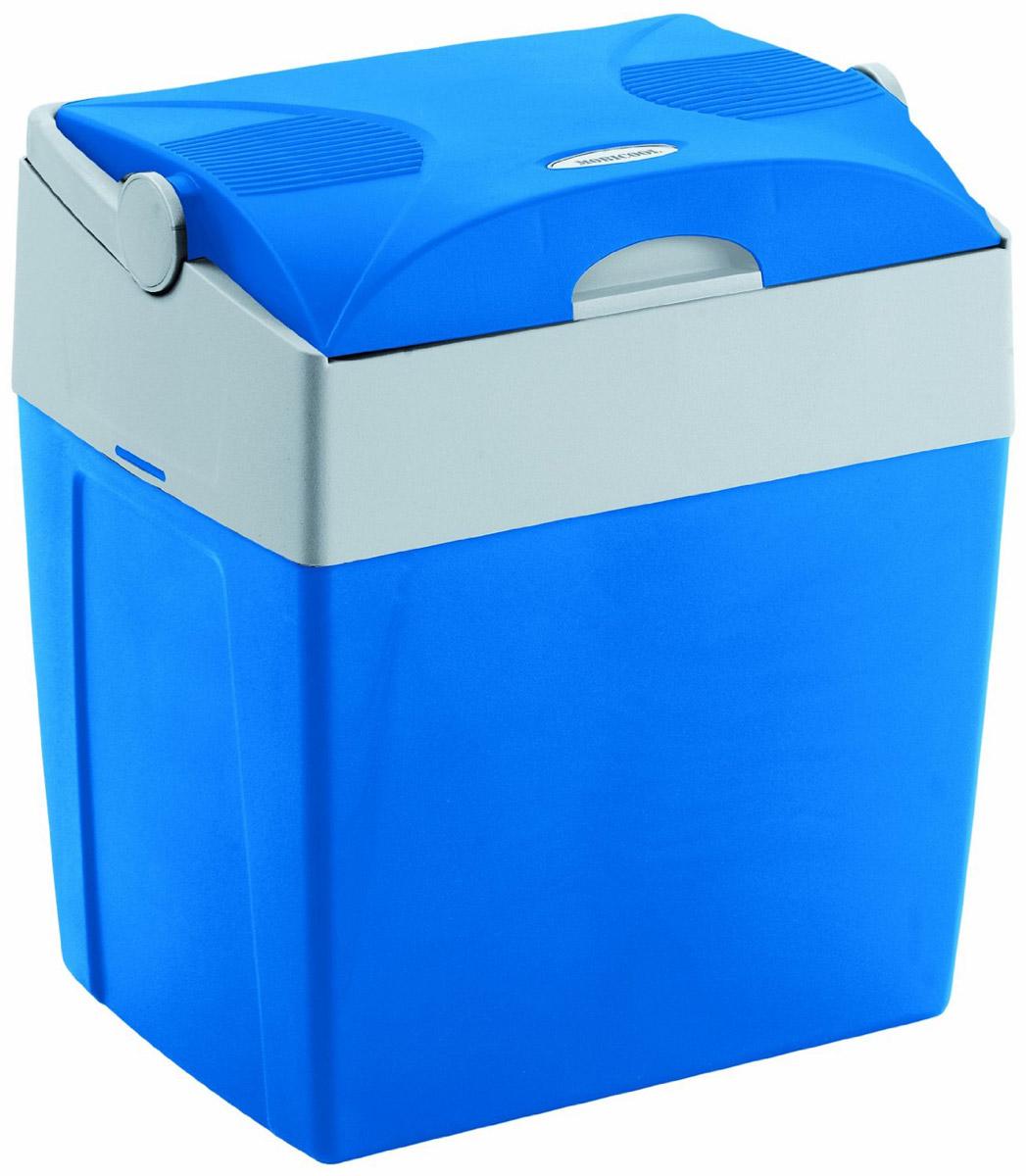 MOBICOOL U30DC автохолодильникU30DC_голубойMOBICOOL U30DC - вместительный и надежный автохолодильник для хранения продуктов и напитков в процессе поездок или путешествий. Модель работает от сети 12В и способна понижать температуру до 17 °C ниже температуры окружающей среды. Прибор имеет первоклассную термоизоляцию и съемную крышку для удобного использования. Автохолодильник также с легкостью вместит бутылки объемом 2 литра в вертикальном положении.