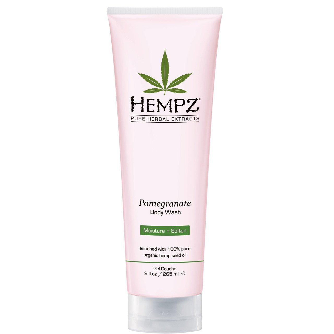 Hempz Гель для душа с ганатом Pomegranate Body Wash 250 мл
