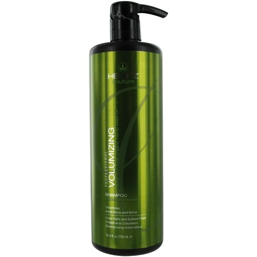 Hempz Шампунь для объема Volumizing Shampoo 750 мл676280013612Шампунь для придания объема Volumizing Shampoo - натуральное средство с мягким действием для ослабленных и тонких волос. В состав шампуня входят конопляное масло, содержащее свыше двадцати видов аминокислот, группа витаминов А, B1, B2, B3, B6, C, D, и E, а также пшеничные и соевые белки. Такой состав обеспечивает увеличение объема фибры волоса, что ведет к визуальному увеличению объема волос в целом и позволяет моделировать любой тип прически.Volumizing Shampoo обеспечивает действенную защиту волосам, оберегая их от негативных внешних воздействий, и стимулирует прикорневую зону, ускоряя рост новых волос. Эффект укрепления волосяной кутикулы будет более устойчивым, если после применения шампуня использовать кондиционер для придания объёма Volumizing Conditioner.Состав активных компонентов: экстракт и масло конопляных семян, гидролизированные соевые и пшеничные протеины, пантенол. С ароматом пряных трав и пачули.