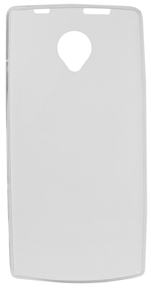 Red Line iBox Crystal чехол для Micromax Bolt D320, Clear