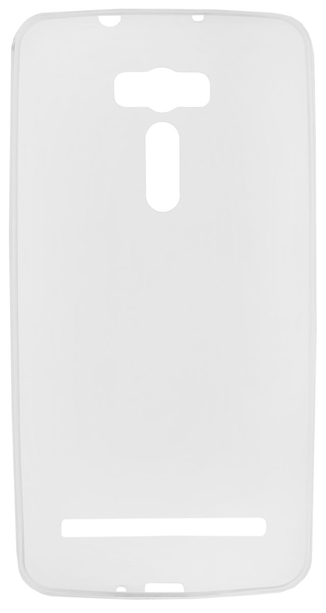 цена на Red Line iBox Crystal чехол для Asus Zenfone 2 Lazer ZE600KL/ZE601KL, Clear