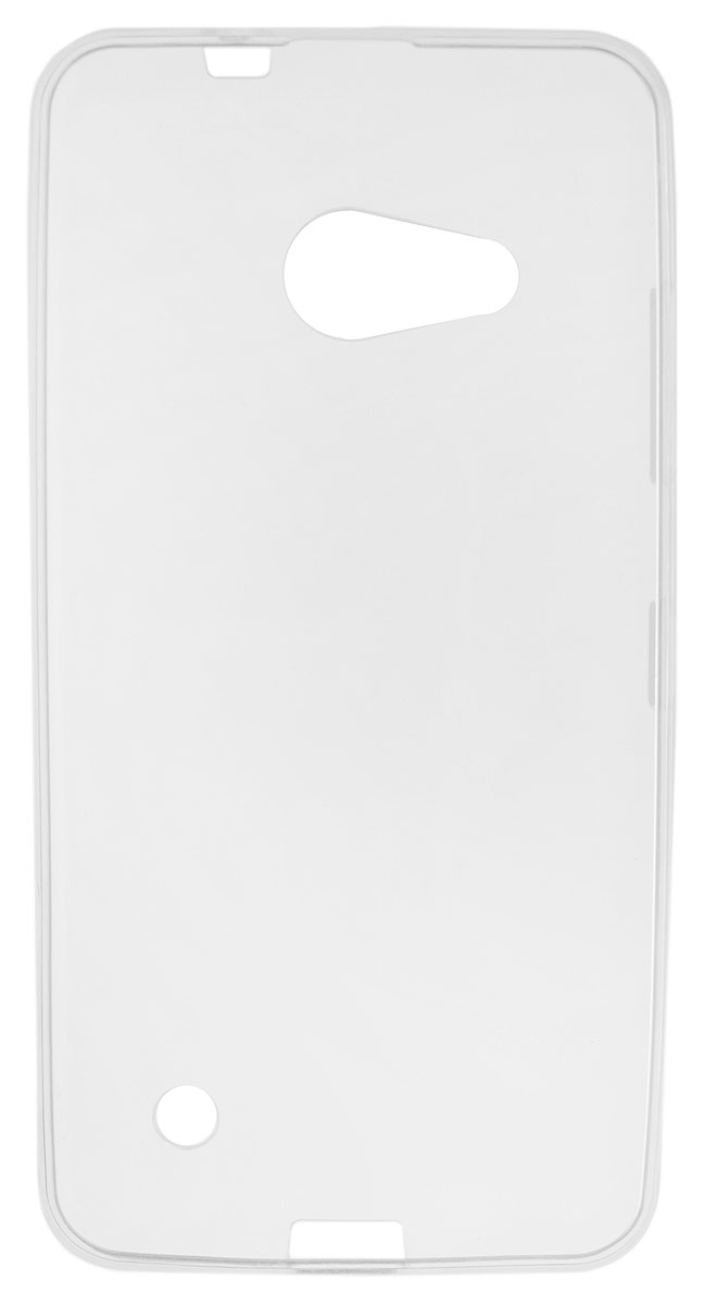 Red Line iBox Crystal чехол для Microsoft Lumia 550, Clear mozo back cover для microsoft lumia 550