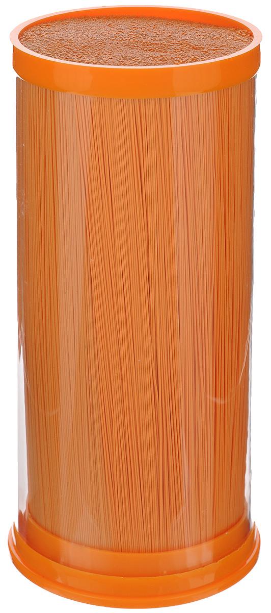 Подставка для ножей Mayer & Boch, цвет: оранжевый, высота 22 см. 24900 подставки кухонные boston cook with love black подставка для поваренной книги