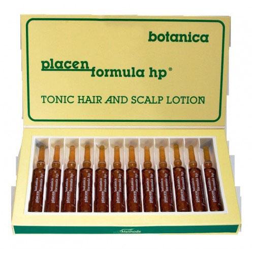 WT-Methode Плацен Формула Эйч Пи Ботаника для кожи головы Placen formula hp botanica 12х10 мл2980045Этот препарат разработан для ухода за волосами и кожей головы. Эффективность данного средства обусловлена уникальной формулой и веществами, входящими в его состав: экстракт зелёных зёрен ржи, нуклеотиды, витаминный комплекс, энзимы, минеральные соли и ряд остаточных элементов. В результате – оптимальное сочетание ряда биостимуляторов позволяет воспроизводить биохимические свойства плаценты.