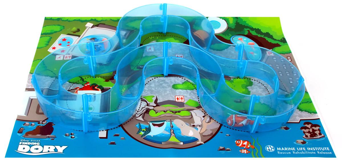 Dory Робот Рыбка Немо и набор с треком, Zuru Inc.