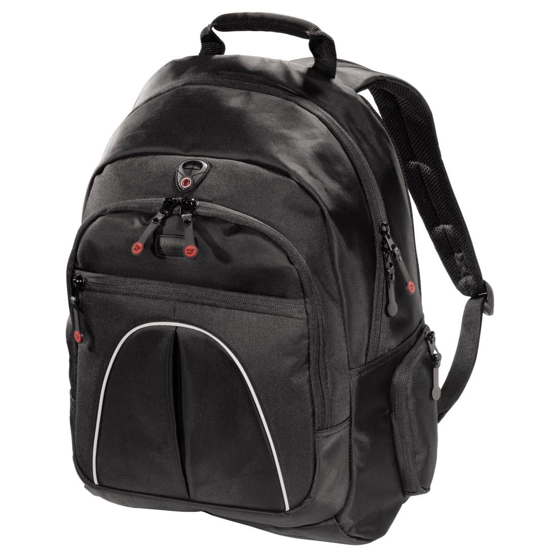 Рюкзак для ноутбука 15.6 Hama Vienna, Black (00023736) рюкзак hama sweet owl pink blue