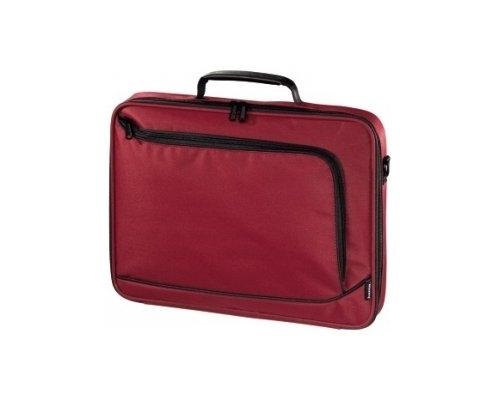 Сумка для ноутбука 15.6 Hama Sportsline Bordeaux, Red (00101174) сумка для ноутбука 17 3 hama sportsline bordeaux черно серый полиэстер 101094