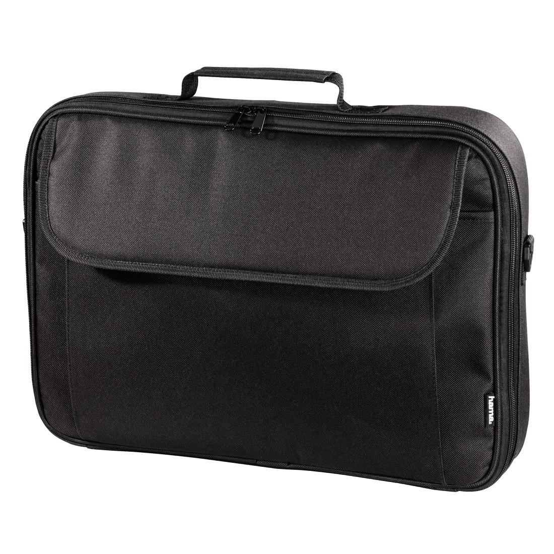 Сумка для ноутбука 17.3 Hama Sportsline Montego, Black (00101087) сумка для ноутбука 17 3 hama sportsline bordeaux черно серый полиэстер 101094