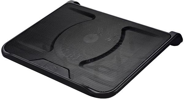Подставка для ноутбука Deepcool N280, BlackN280Подставка Deepcool отлично покажет себя как с функциональной стороны, так и послужит стильным аксесуром для вас.