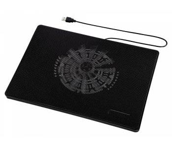 Подставка для ноутбука Hama Slim (53067), Black