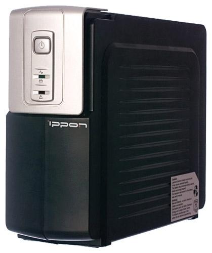 Источник бесперебойного питания Ippon Back Office 400, Black аксессуары для паровых станций philips аксессуары для паровых станций