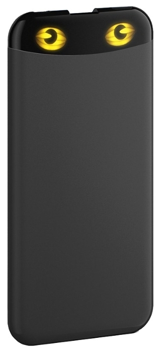 Внешний аккумулятор HIPER Power Bank EP6600, Black (6600 мАч)EP6600 BLACKPower bank HIPER PowerBank EP6600 6600mAh 2.1A black