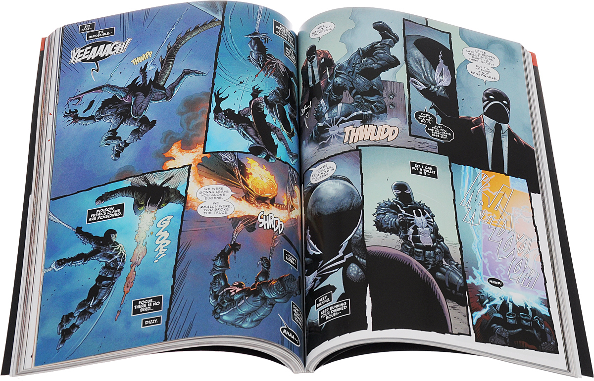 Venom by Rick Remender:  The Complete Collection:  Volume 2