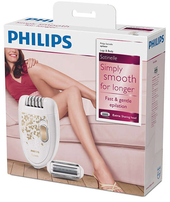 Philips HP6428/00эпилятор Philips