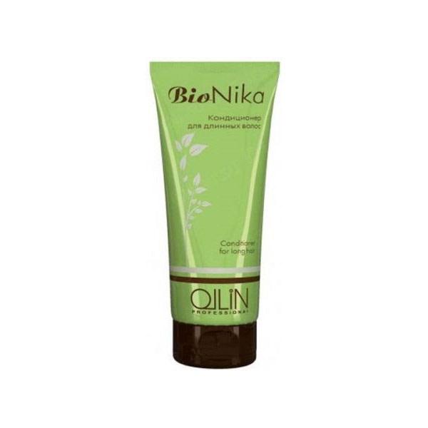 Ollin Кондиционер для длинных волос BioNika Long Hair Conditioner 250 мл самокат novatrack 12stamp 1 blue 12stampn1el bl5