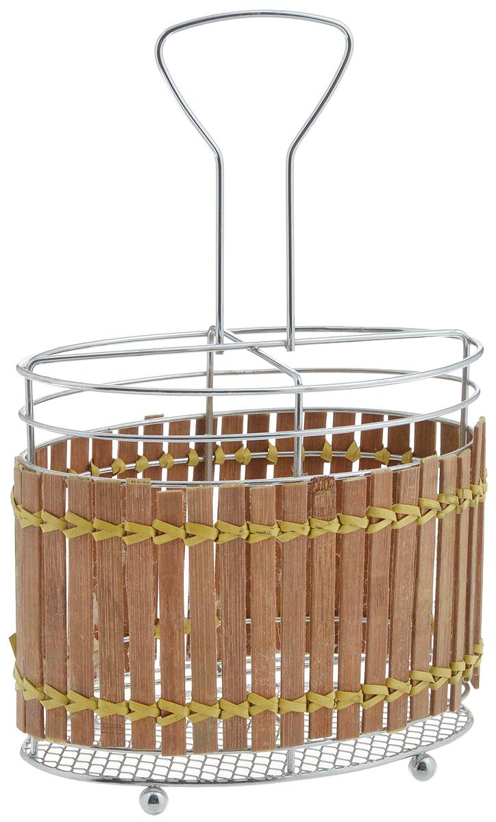 Подставка для столовых приборов Mayer & Boch, 16 х 9 х 25 см подставка для столовых приборов и салфеток rosenberg jch 1466