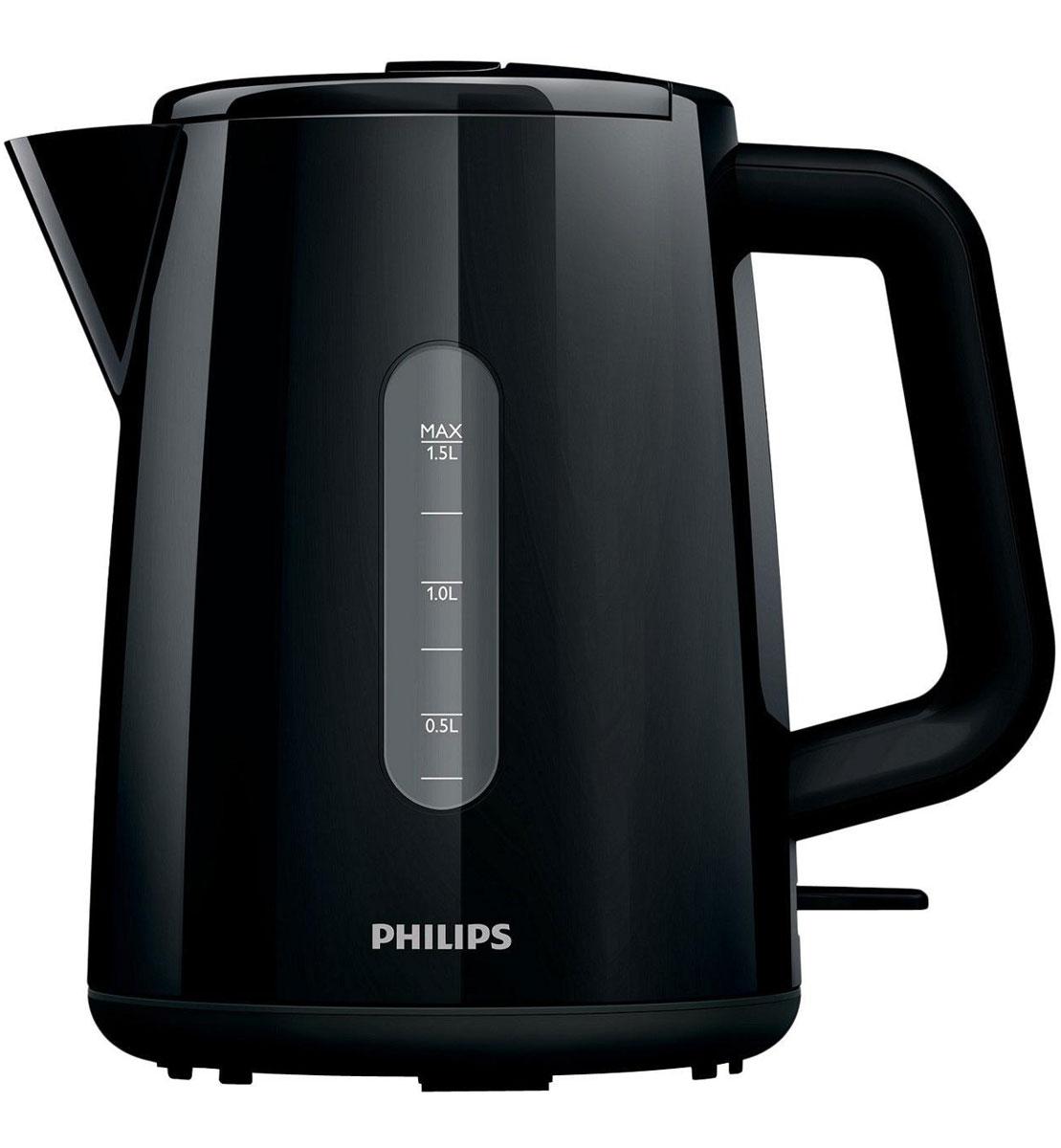 Philips HD9300/90 электрочайникHD9300/90Компания Philips, крупный международный производитель электроники, предлагает вашему вниманию широкий модельный ряд электрочайников от привычных недорогих пластиковых до стильных металлических моделей с цифровым управлением и дисплеем. Наиболее продвинутые модели способны нагревать воду до определенной температуры, имеют беспроводную подставку с поворотом на 360°, звуковой сигнал при закипании воды, тройной фильтр от накипи, многофазовую систему безопасности и многое другое. Вам останется только наслаждаться безупречным вкусом напитка.Не правда ли, здорово за считанные секунды вскипятить воду и без лишних усилий очистить чайник? Плоский нагревательный элемент позволяет быстро вскипятить воду и прост в очистке. Благодаря моющемуся фильтру очистки от накипи вода становится чистой, а напитки — без частиц известкового осадка.