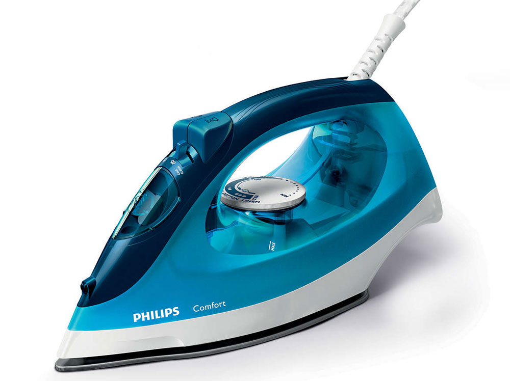 Philips GC1436/20, Blue утюг - Утюги
