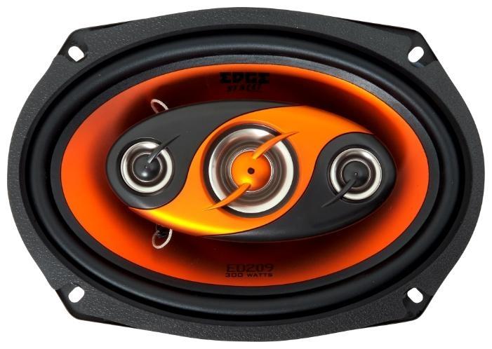 Колонки автомобильные Edge ED209-E2ED209-E2Автомобильные колонки EDGE ED209-E2 Обладают высоким уровнем чувствительности в 90 дБ, колонки от компании EDGE препятствуют появлению посторонних искажений, тресков, шумов и шипений, гарантируя вам кристально чистое и четкое звучание. Колонки эффективно и продуктивно работают в широком диапазоне воспроизводимых частот. Первоклассное звучание поддерживается мощным и глубоким басом, который позволяет раскрыть весь потенциал вашей магнитолы и прокачать любимый трек на полную катушку. Стандартное крепление не вызовет особых проблем при установке и позволит сэкономить на услуге автомастеров.