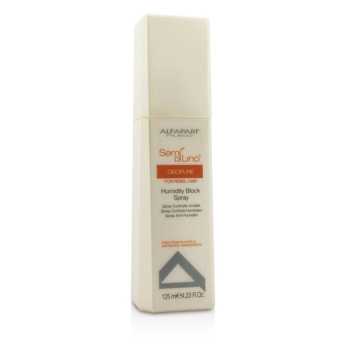 Alfaparf Защитный спрей против влажности Semi Di Lino Discipline Humidity Block Spray 125 млalfa1033