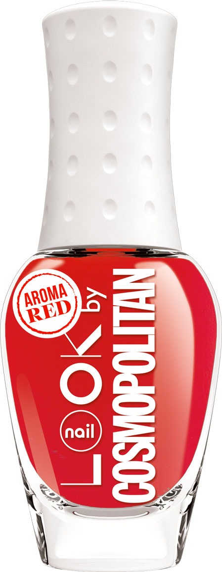 nailLOOK Лак для ногтей серии Trends look by Cosmopolitan, Aroma Red, 8,5 мл