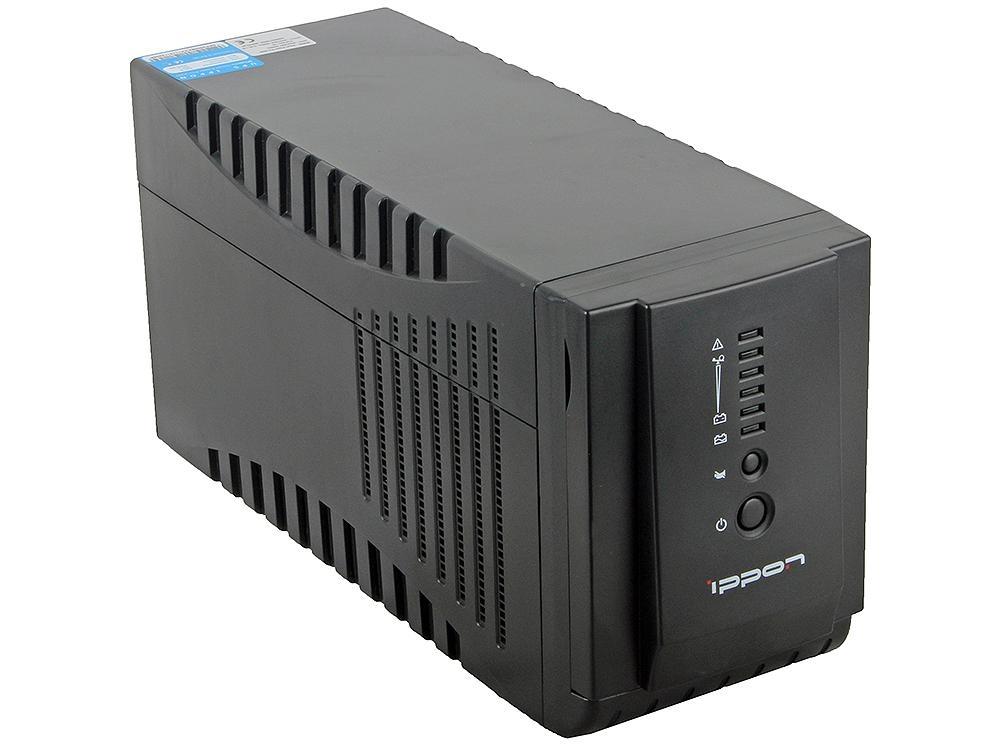 Источник бесперебойного питания Ippon Smart Power Pro 2000, Black - Источники бесперебойного питания (UPS)