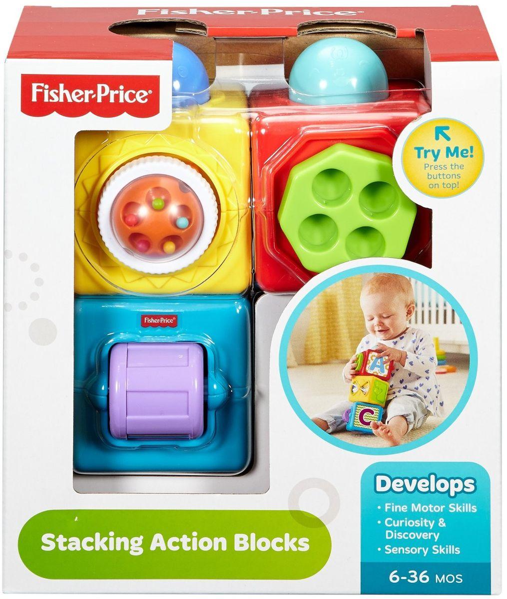 Fisher-PriceРазвивающие кубики Mattel