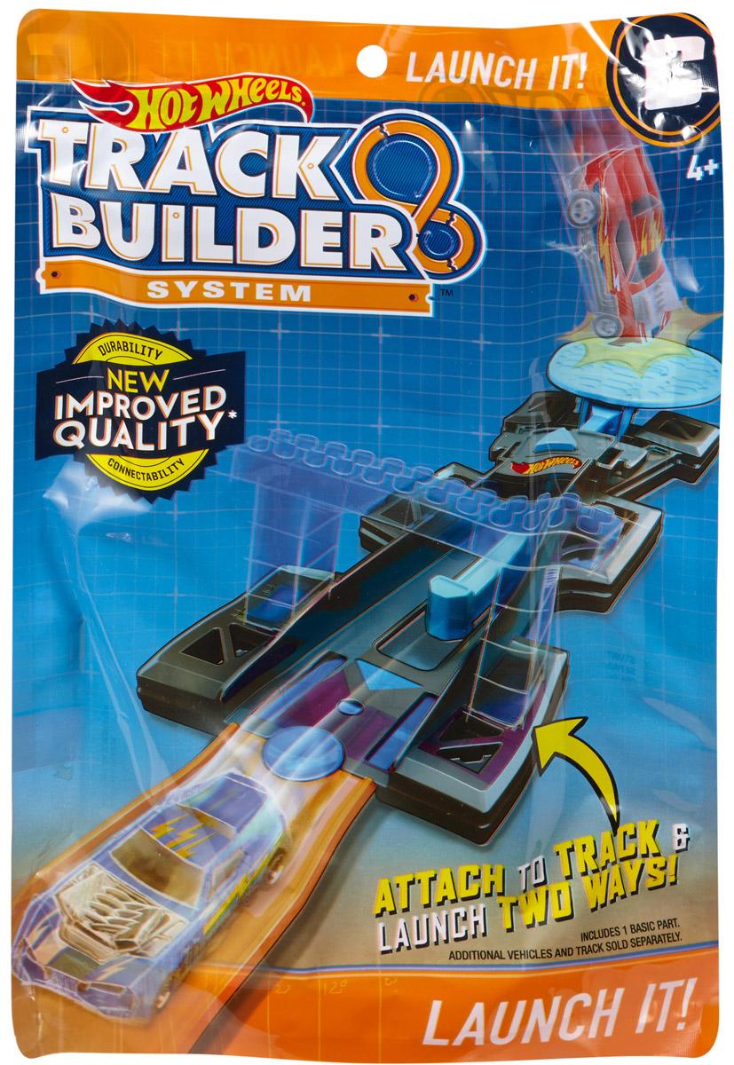 Hot Wheels Track Builder Дополнительный блок для конструктора трасс Launch It
