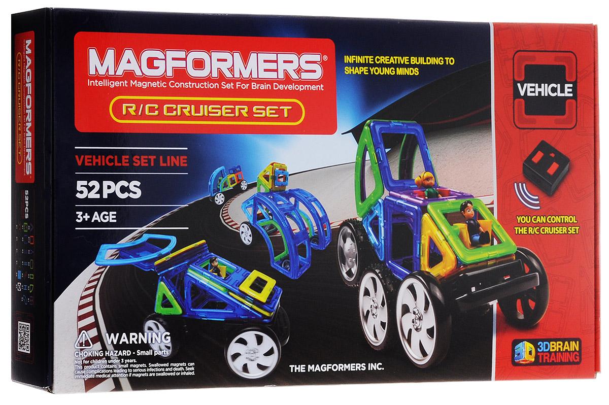 Magformers Магнитный конструктор Cruiser Set magformers магнитный конструктор xl double cruiser set
