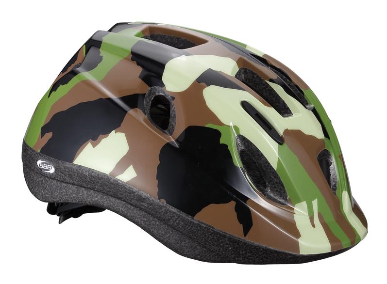 Шлем летний BBB Boogy, цвет: камуфляж. Размер S (48-54 см)