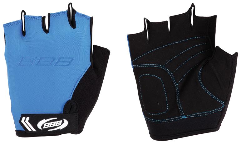 Перчатки детские велосипедные BBB Kids, цвет: синий. BBW-45. Размер L