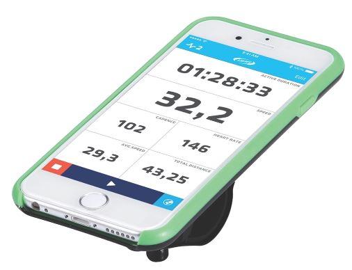 """Комплект крепежа BBB """"Patron I6"""" превратите ваш iPhone 6 или iPhone 6S в высокотехнологичный велокомпьютер. Монолитный дизайн тонкого чехла обеспечивает лучшую защиты. Внешняя оболочка выполнена из устойчивого к ударам и падениям поликарбоната. Чехол произведен в сотрудничестве с TRP в целях снижения ударов и вибраций.Особенности:Опциональный дождевик в комплекте.Полная совместимость с iPhone.Устанавливается как в """"портретном"""" формате, так и в """"ландшафтном"""".Регулируемый угол установки для оптимальных возможностей по съемке.Устанавливается на вынос или руль при помощи включенного крепления BSM-91 PhoneFix.Устанавливается на крышке выноса с помощью BSM-92 SpacerFix (в комплекте).Вес: 69 грамм без хомутов."""