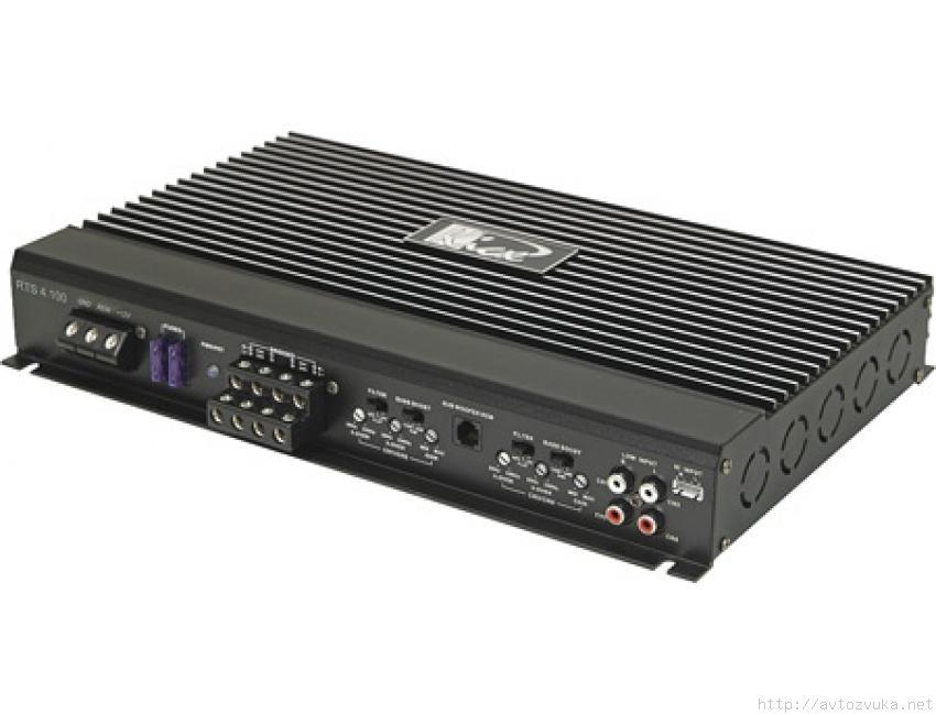 Усилитель автомобильный Kicx RTS 4.100